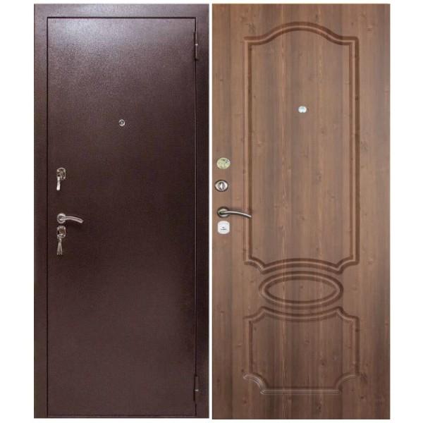 Металлическая дверь П5 эконом №6