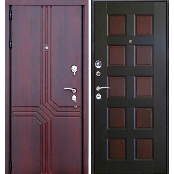 Трёконтурная дверь Персона 7 Элит  CISA.