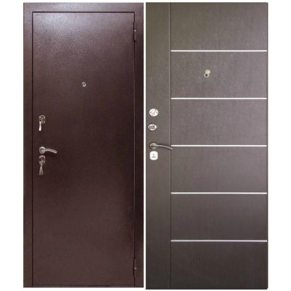 Входная  дверь П5-Z № 1 с увеличенной шумоизоляцией