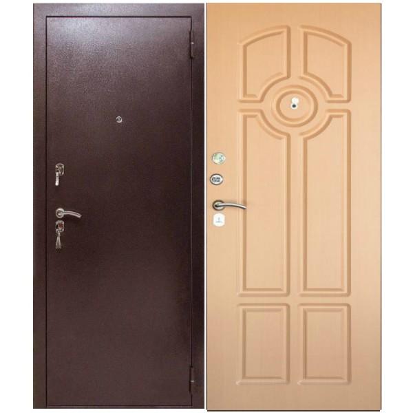 входная  дверь П5 №5 2 контура