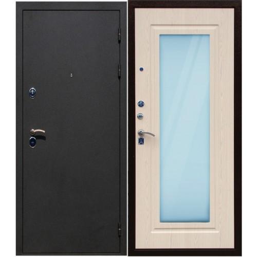 входные металлические двери с зеркалом внутри раменское