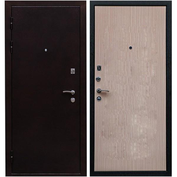 Металлическая дверь П5 эконом №1