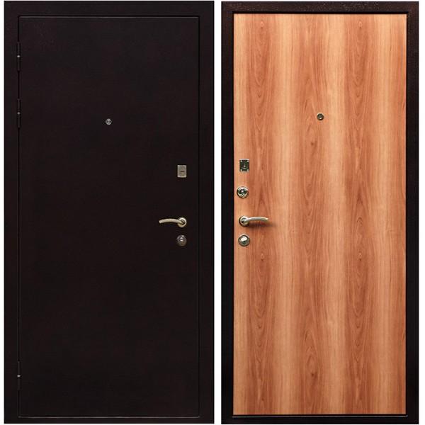 Входная дверь с двумя контурами  П5 эконом №4