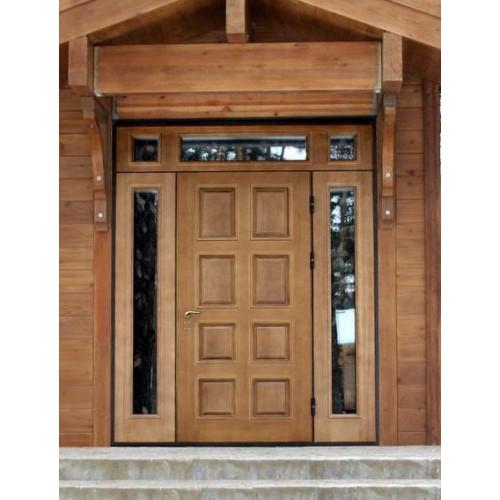 дверь входная в дом производство
