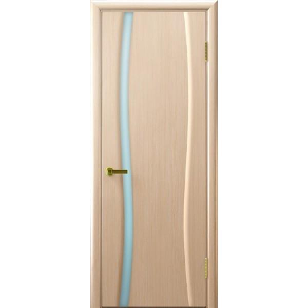 межкомнатная дверь Диадема-1 массив+шпон