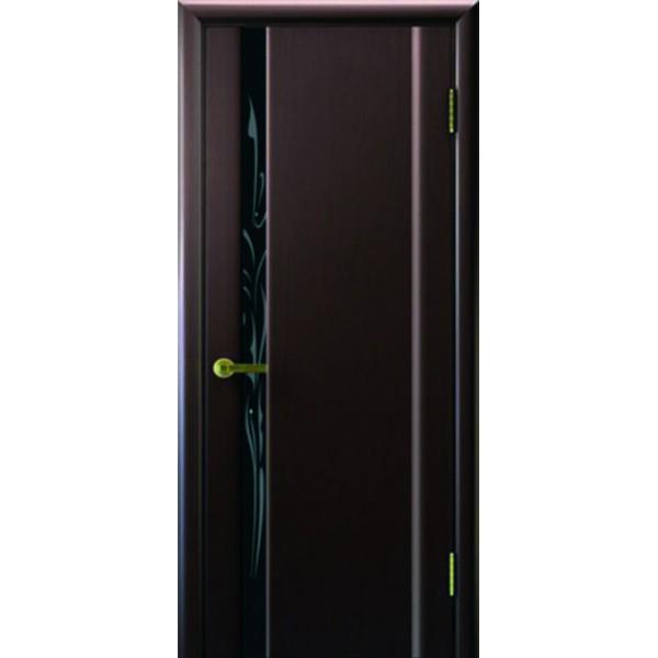 Шпонированная дверь комфорт 1