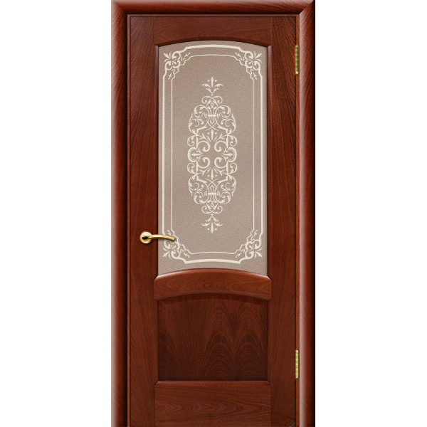 Межкомнатная шпонированная дверь Луара