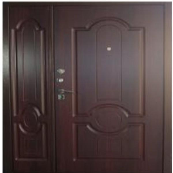 Двухстворчатая готовая дверь 1200мм