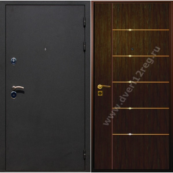 дверь входная два контура