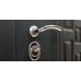 Утолщённая дверь П 72  для частного дома или квартиры. 3 контура. Терморазрыв (опция)