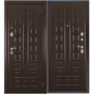 Входная дверь Persona 7М №2 венге/венге