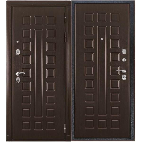 Трёхконтурная входная дверь Персона 7М №2