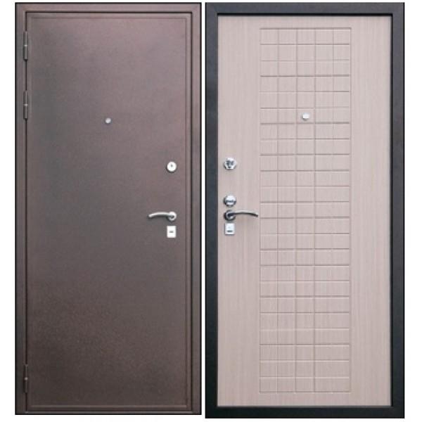 Трёхконтурная входная дверь Персона 7 № 1