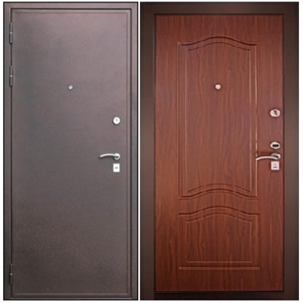 Трёхконтурная входная дверь Персона 7 №3