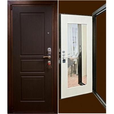 Входная дверь Persona 8М st зеркало