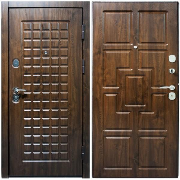 Входная дверь  для частного дома или квартиры - П5М №1
