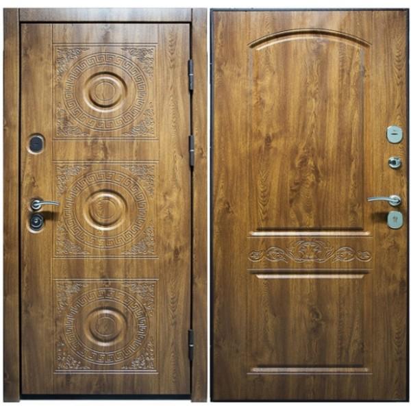 Входная уличная дверь Persona 5М St №2 Бизнес класса