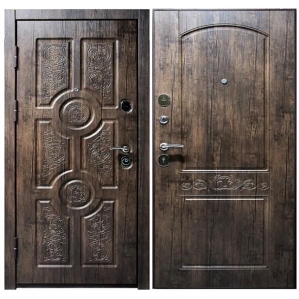 Входная парадная дверь П5М st №3 Бизнес класс