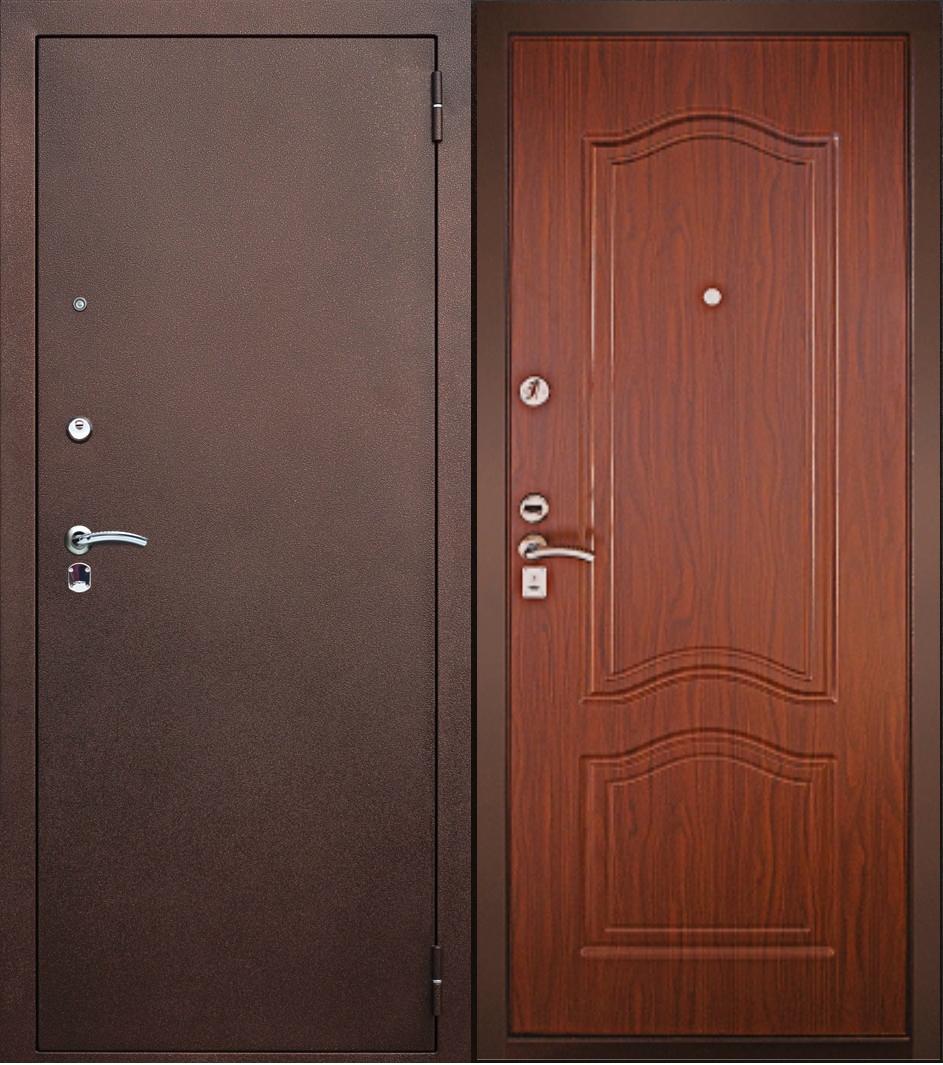 Фото металлических дверей 153