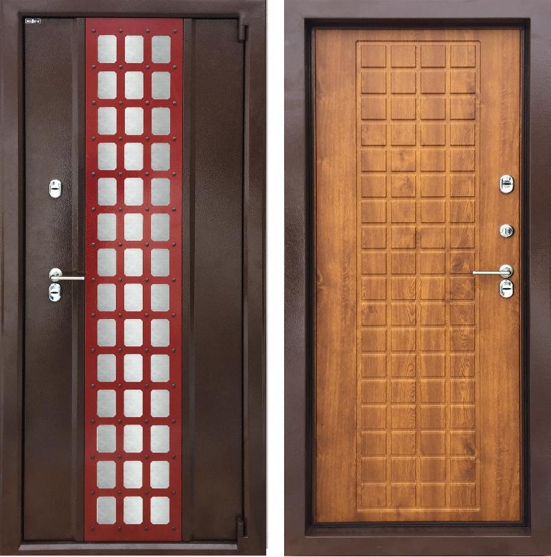 стальные уличные двери со скидкой