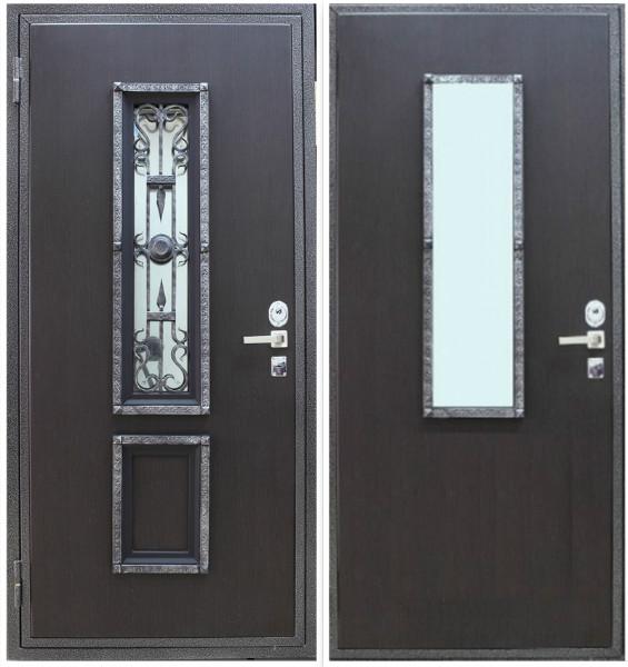наружные входные металлические двери купить в москве