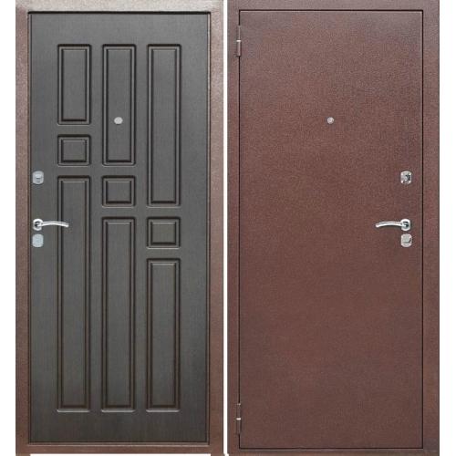 качество стальных дверей
