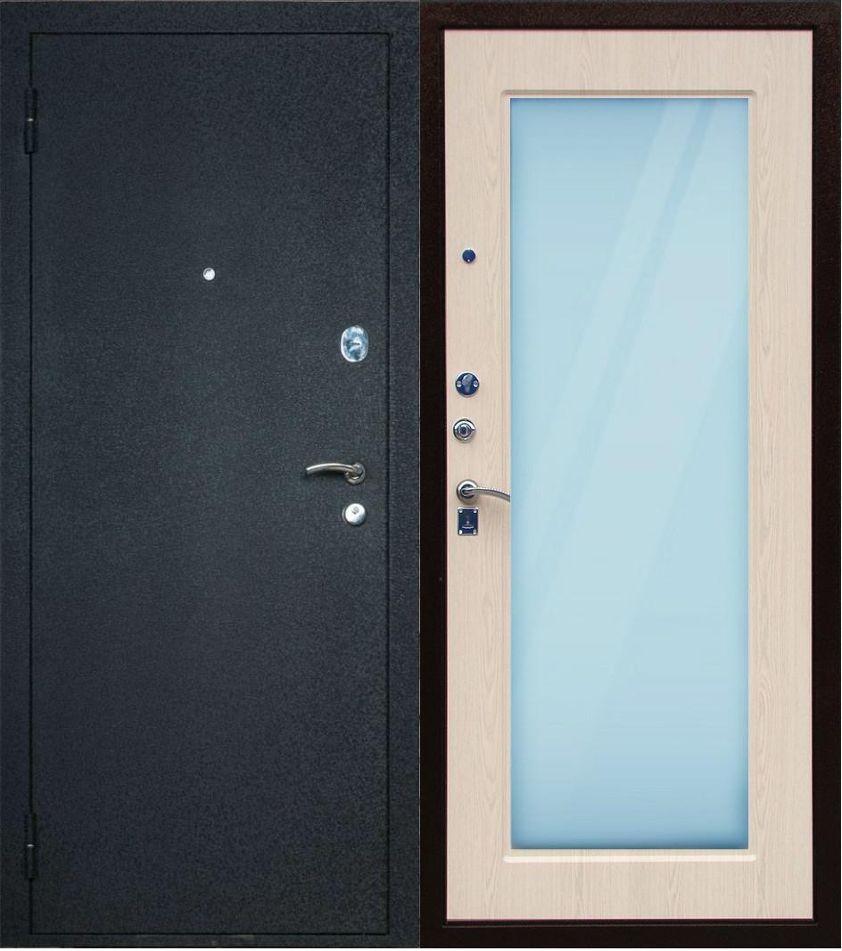 входные металлические двери из мдф в сзао