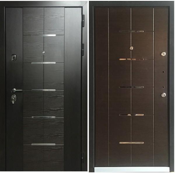 входная защитная дверь Персона ТехноЛюкс Премиум класса