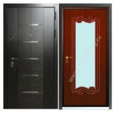 Входная дверь Persona Технолюкс Премиум с зеркалом