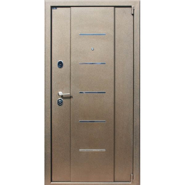Уличная дверь Персона Техно с двойным терморазрывом