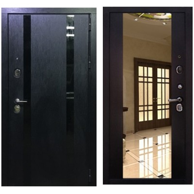 Входная дверь Persona Гранд -3 Премиум зеркало