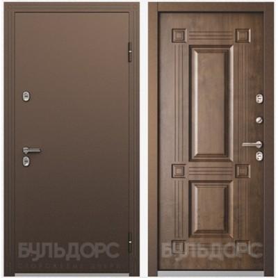 входная дверь Бульдорс Термо-2 Грецкий орех