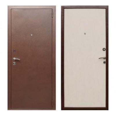 """дверь Rex Эконом, Цвет """"Беленый дуб"""""""