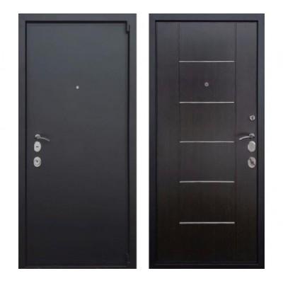 """дверь Rex 3А """"Черный муар / Венге"""""""