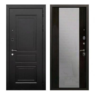 """дверь Rex 6 Лондон с зеркалом СБ-16 """"Венге"""""""