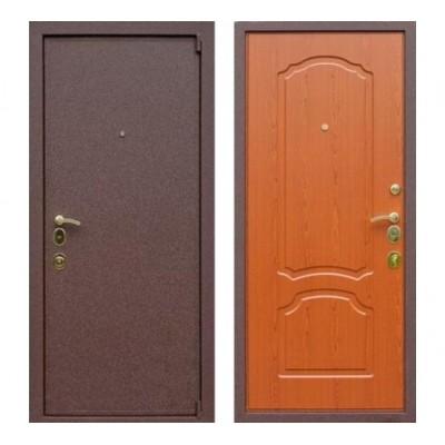 """дверь Rex 3А """"Коричневый крокодил / Вишня"""""""
