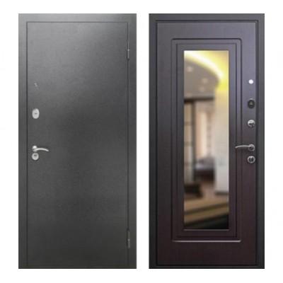 """дверь Rex 2А с зеркалом, Цвет """"Венге"""""""