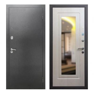 """дверь Rex 2А с зеркалом, Цвет """"Беленый дуб"""""""