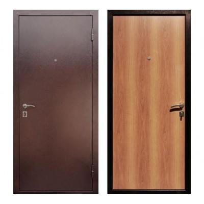 """дверь Rex Супер Эконом, Цвет """"Орех миланский"""""""