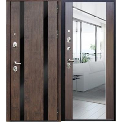 Входная дверь Persona Гранд -2 Премиум зеркало