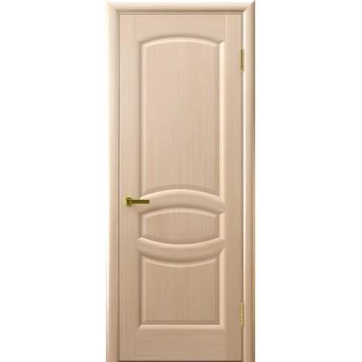 межкомнатная дверь АНАСТАСИЯ (белый дуб)