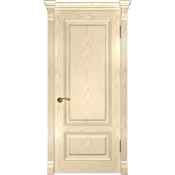 дверь эмаль Фараон-1 (слоновая кость ДГ) Luxor