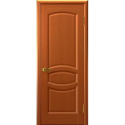межкомнатные двери шпон АНАСТАСИЯ (Темный Анегри Т74)